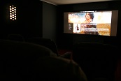Cinema du showroom